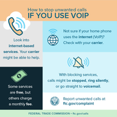 Stop Unwanted Calls If You Use VOIP