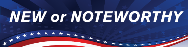 news and noteworthy