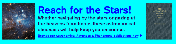 Astronomical Almanacs