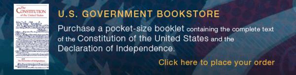 US Pocket Constitution