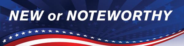 New and Noteworthy Logo