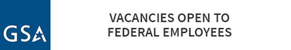 vacancies open to federal employees