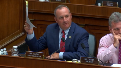 US Rep. Jeff Duncan brings witness to show Twitter's Bias.