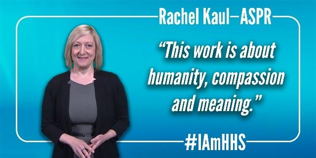 I Am HHS - Rachel
