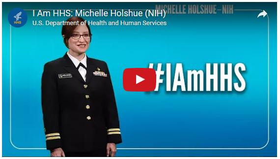 #IAmHHS: Michelle's Holshue story