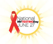 National HIV Testing Day Logo