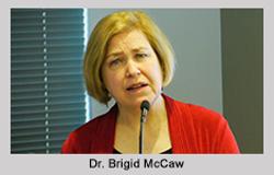 Dr. Brigid McCaw, Medical Director of Kaiser Permanente's Family Violence Prevention Program