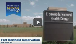 photo of the elbowoods memorial health center