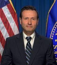 HRSA Administrator George Sigounas, M.S., Ph.D.