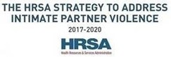 the HRSA strategy to address intimate partner violence