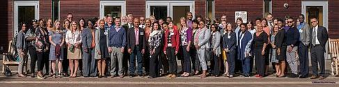 P4C Group at All Partners Meeting
