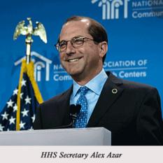 HHS Secretary Alex Azar