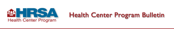 bphc health center program bulletin