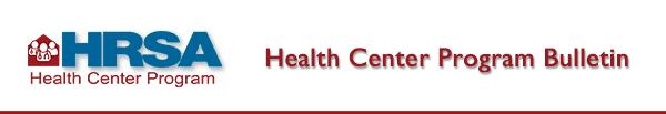 bphc health center program bulletin