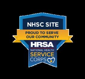 NHSC Badge