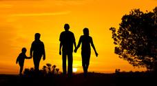 Rural family