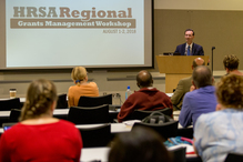 HRSA Regional Grants Management Workshop