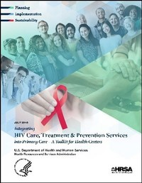 Thumbnail of the cover of HIV Care, Treatment & Preventive Services