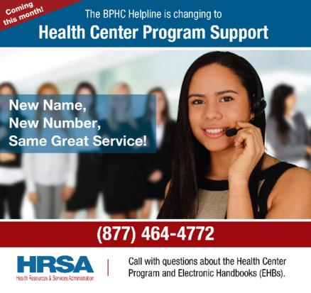 Health Center Program Support