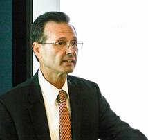HRSA Administrator George Sigounas, MS, Ph.D.