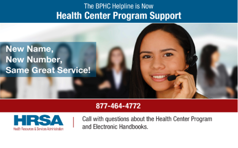 Health Center Program Support