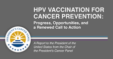 HPV Vaccination for Cancer Prevention