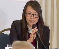 HRSA health economist Ching Ching Claire Lin discussed findings from health center data about telehealth adoption across the country.