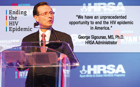 HRSA supports Ending the HIV Epidemic initiative