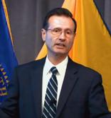 HRSA Administrator Dr. George Sigounas, MS, Ph.D.