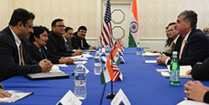Secretary Preeti Sudan of the India Ministry of Health & Family Welfare met with HHS and HRSA