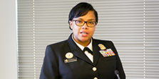 "It is imperative that we have an adequate health care workforce prepared and well placed to address this crisis,"" said CAPT Sophia Russell, director."