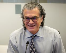 Dr. Eliseo J. Pérez-Stable, Director of the National Institute on Minority Health and Health Disparities