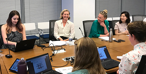 HRSA hosted the HHS Open Innovation Community of Practice meeting on May 23 at agency headquarters