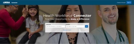 Health Workforce Connector