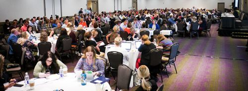 About 400 rural opioid activists and grantees gathered with HRSA to discuss the rural opioid crisis
