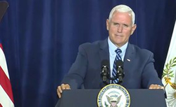 Vice President Mike Pence announcing nearly $400 Million in awards to combat the nation's opioids crisis
