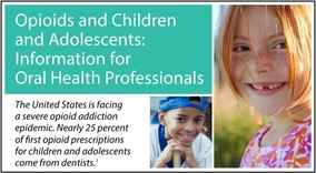 Opioids and Children and Adolescents