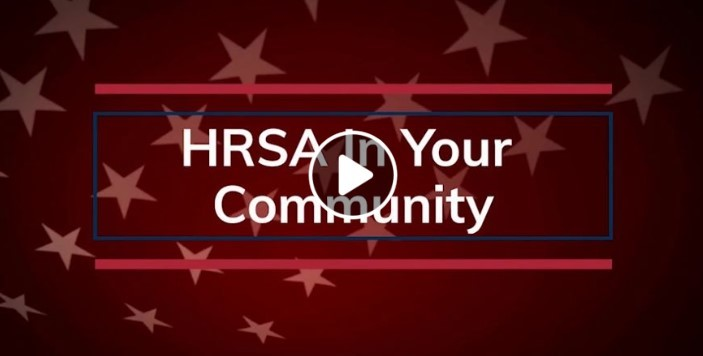 HRSA in Your Community