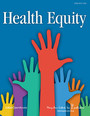 photo of the cover of health equity journal