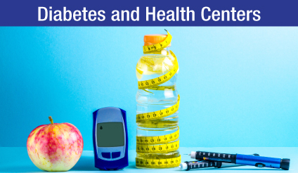 Diabetes and Health Centers