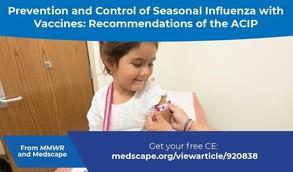 Medscape Flu Vaccine CE