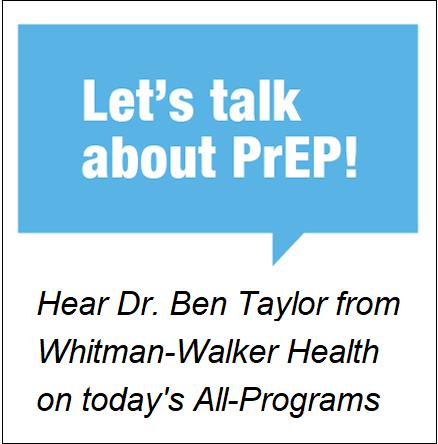 Let's Talk About PrEP