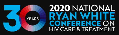 2020 National Ryan White Conference on HIV Care & Treatment logo