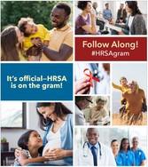 HRSA Instagram launch