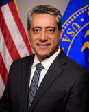 Dr. Luis Padilla, Associate Administrator of HRSA's Bureau of Health Workforce (BHW)