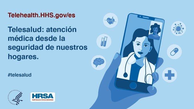 telesalud: atencion medica desde la seguridad de nuestros hogares. #telesalud