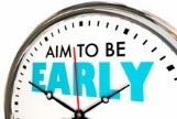 aim-to-be-early