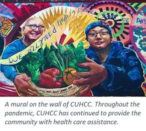 CUHCC Mural