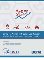 Caring for Women with Opioid Disorder