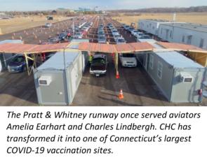 Pratt and Whitney Runway